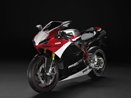 2010 Ducati 1198S Corse SE Special Edition