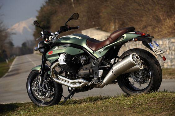 2010 Moto Guzzi Griso 1200 8V SE