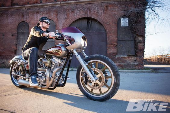 2011 Williams Originals FXR Drag Bike | The H-Town Shaker | Hot Bike
