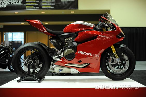 2013 Ducati 1199 Panigale R Pictures - International Motorcycle Show - Ducati 1199 Forum