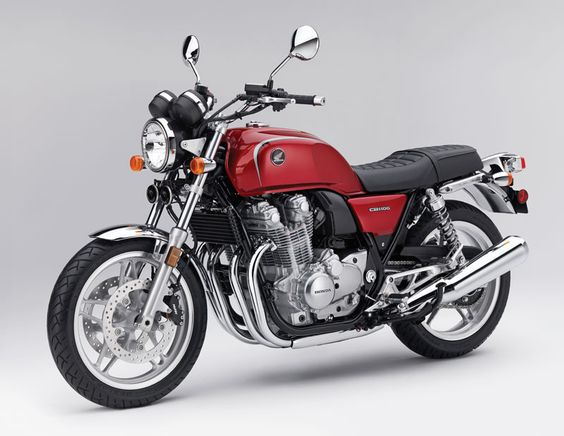 2014 Honda CB1100 Deluxe in Candy Red