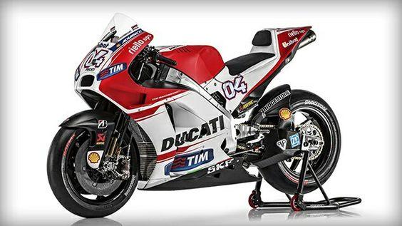2015 Ducati MotoGP machine