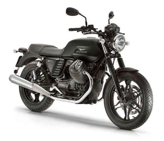 2015 Moto Guzzi V7 II Stone