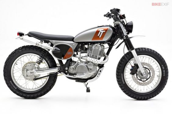 2015 Yamaha SR400(Coming to the USA)