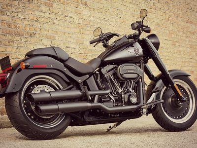 2016 Harley-Davidson® FLSTFBS Fat Boy® S