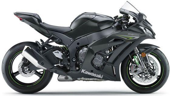 2016 Kawasaki Ninja ZX-10R Blaster-X Integrated LED Tail Light