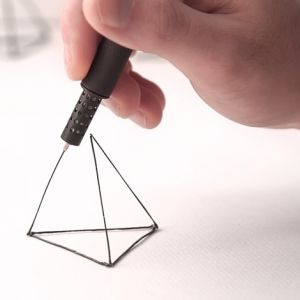 3D Printing Pen That Lets You Doodle In The Air