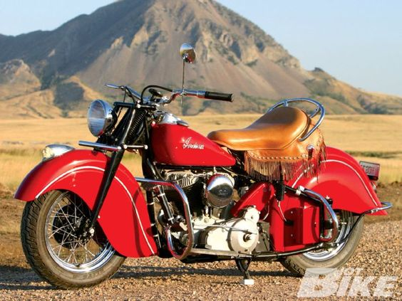'47 Indian Chief