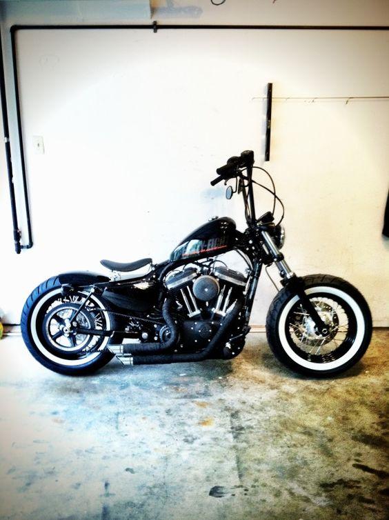 48 Sporty Harley Davidson Forums