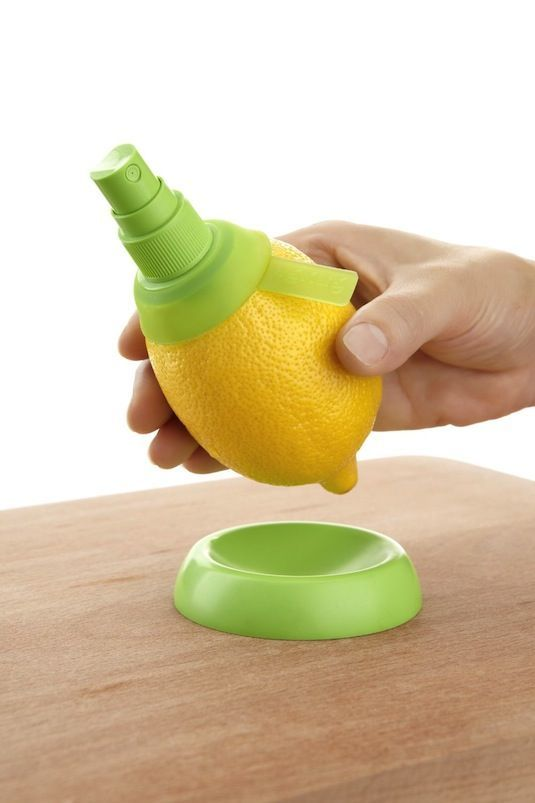50 Useful Kitchen Gadgets You Didn't Know Existed - Hold the phone!!! This is the coolest gadget. (Tip: You can use it to spray apples and avocados from browning.)