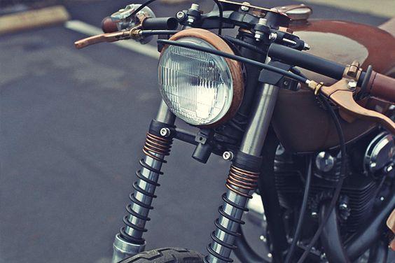 '72 CB350 Honda – Chappell Customs |