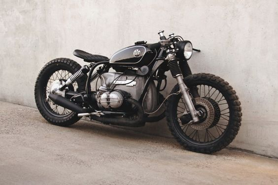 '77 BMW R100S – Relic Motorcycles