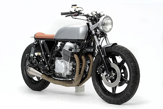 '78 Honda CB750 – Steel Bent Customs |