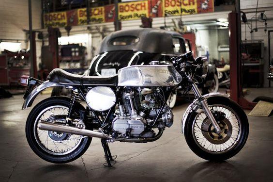 '79 Ducati 900GTS Cafe Racer