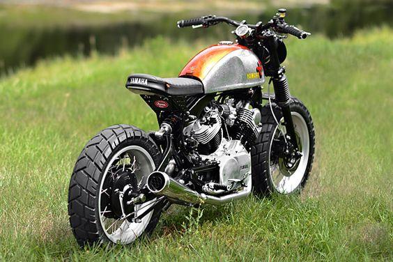'81 Yamaha XV920R – Hageman Motorcycles   