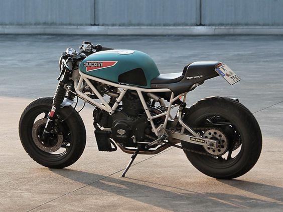'88 Ducati 750 Sport - JvB Moto  |