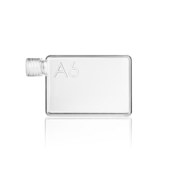 A6 memobottle™ - Will be adding this water bottle to my collection very shortly. What a great idea!