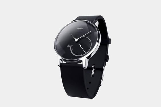 Activité Steel Is A New Activity Tracker From Withings
