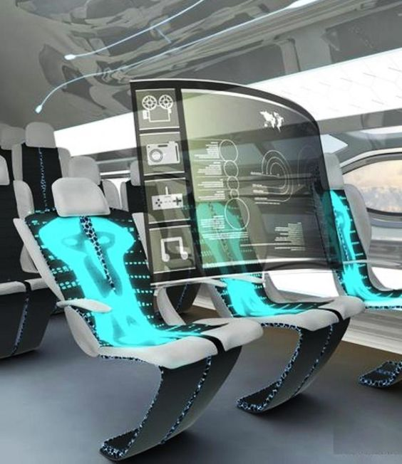 Air Travel 3D Televisions