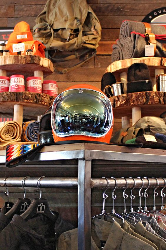 """An inside look at one of the world's coolest motorcycle shops, Portland's See See Motor Coffee Co. It's run by Thor Drake, the living embodiment of the city's unofficial slogan: """"Keep Portland Weird."""""""
