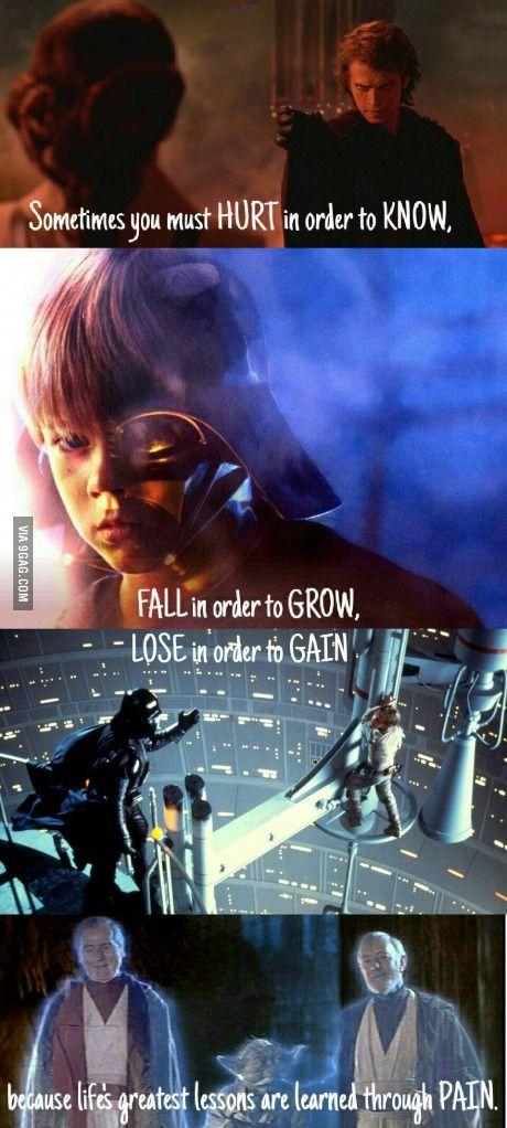 Anakin the dark hero (Star Wars is life)