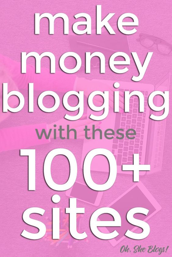 Are you a new blogger? Do you wonder how to make money blogging? Look no further than this list! We share 100+ companies that will help you make money from your blog, as well as our insider tips for getting started! Believe me: If you want to make money from your blog, you can't afford to miss this list!