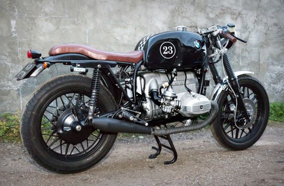 Arnoldas #BMW R100 #cafe racer boxer #motorcycle.