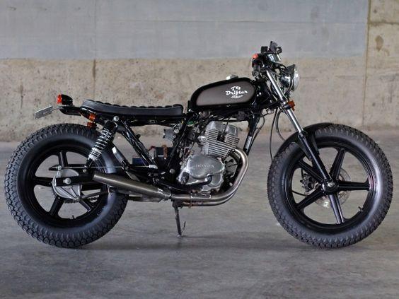 Australian Cafe Racers - Blog - Drifter Bikes - Honda CB250 - Bubba