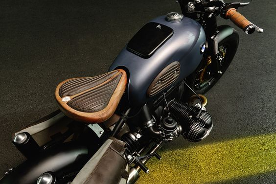 Awesome bike! BMW R69S #Bobber ''Thompson'' by ER motorcycles #motos |