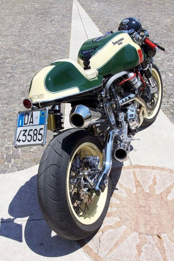 Awesome #caferacer |