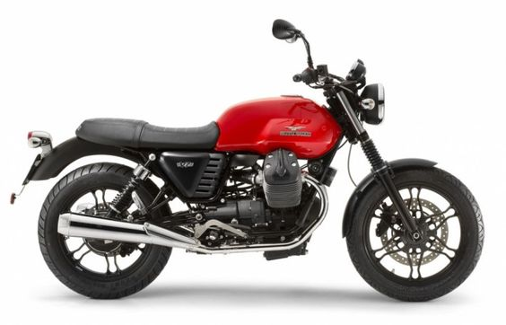 Best bikes for commuting: Moto Guzzi V7 Stone