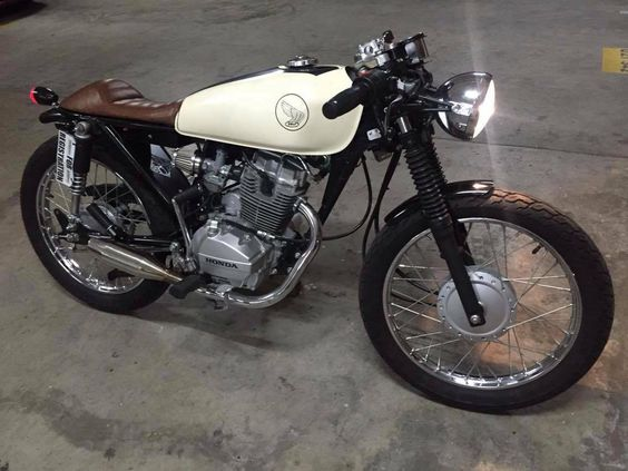 Bike Feature: Honda TMX 125 Cafe Racer by Wild Customs from Las Pinas | Cafe Racer Philippines