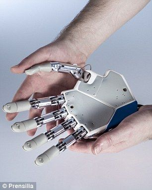 Bionic hand that allows patients to 'feel' sensations is ready to be transplanted