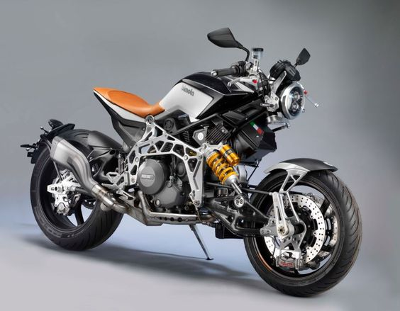 Biota Modified Ducati