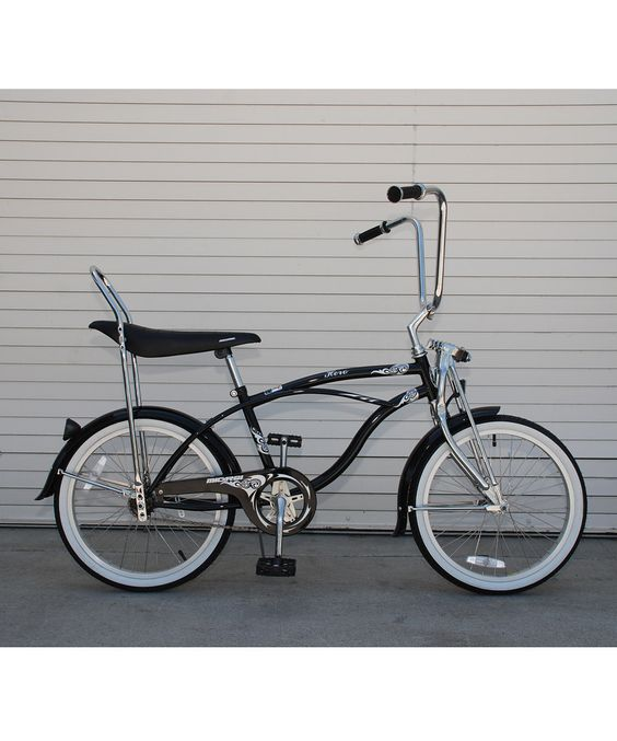 Black Hero Lowrider Cruiser Bike - Boys | Daily deals for moms, babies and kids
