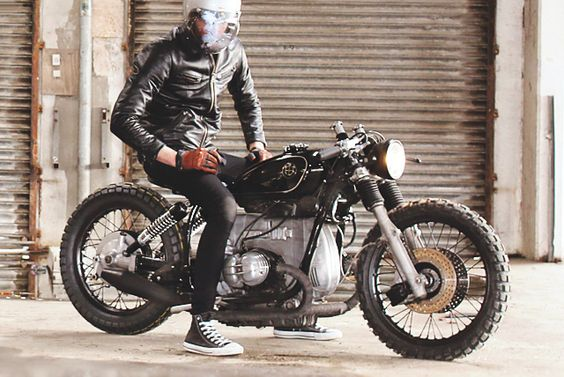 BMW '77 R100S by Relic Motorcycles