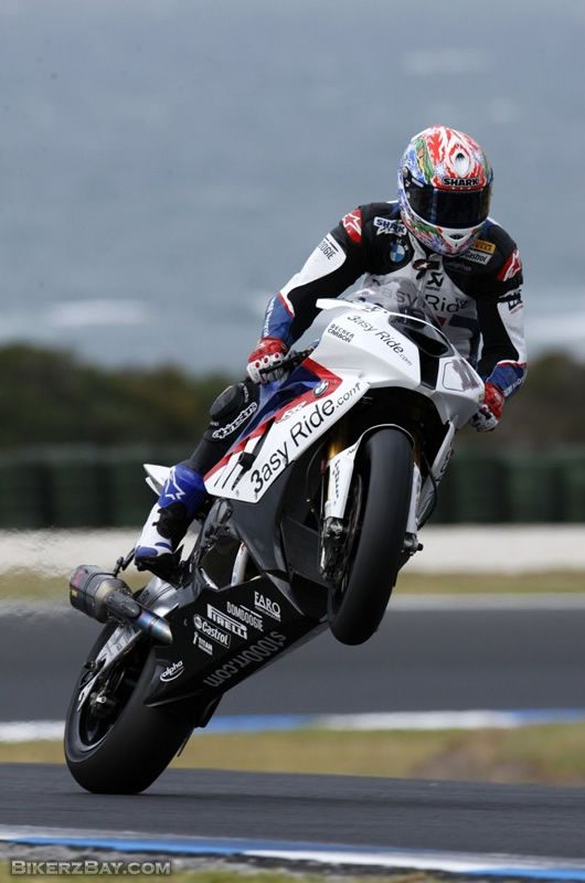 BMW | Actually Phillip Island (Siberia)...not Isle of Man TT. Arguably the 2 best tracks in the world.