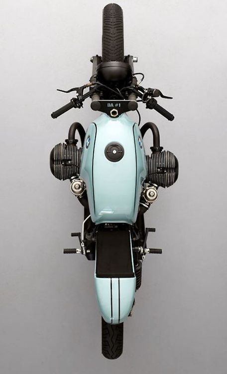 BMW Cafe Racer #motorcycles #caferacer #motos |