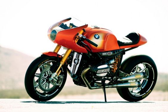 BMW Concept 90 Roland Sands Design and BMW Motorrad Bike manufacturers and customizers rarely work together, but if they would, we'd see