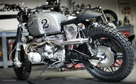 Bmw r - cafe racer - brad style - crd - Matogo
