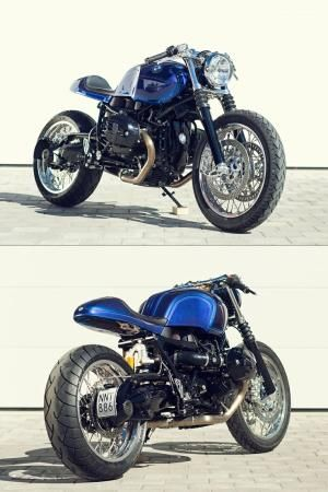 BMW R nineT. by latonya