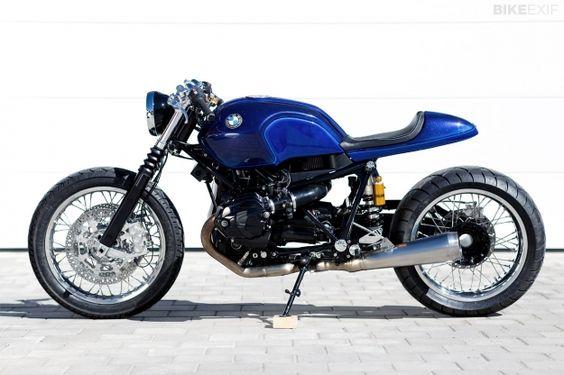 BMW R nineT custom: 'Stockholm Syndrome' by UCC