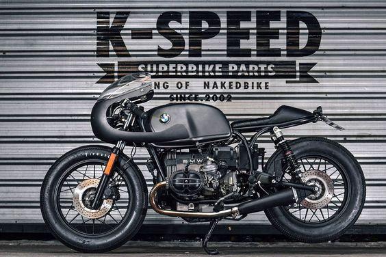BMW R100 by K-Speed Garage