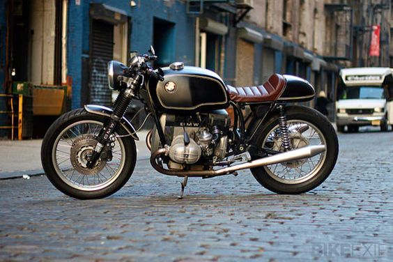 BMW R100T cafe racer