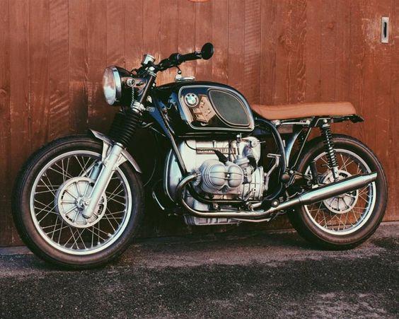 BMW R60 6 Brat Style by Moto Incendio #motorcycles #bratstyle #motos |