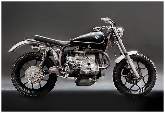 BMW R65 - Hook Motors & TottiMotori - Pipeburn - Purveyors of Classic Motorcycles, Cafe Racers & Custom motorbikes