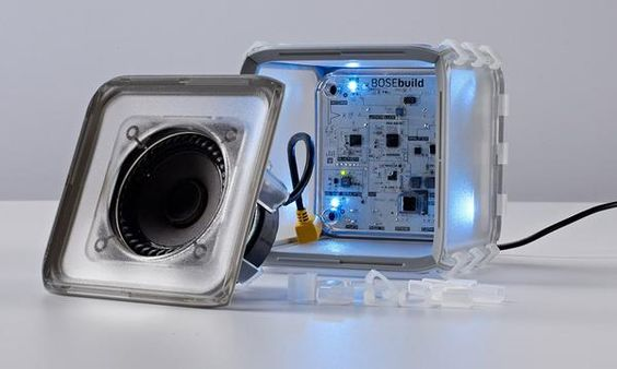 BOSEbuild Speaker Cube – bosebuild