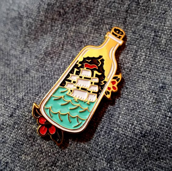 Bottle Pin