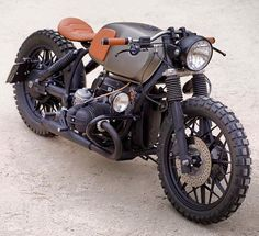 Boxerworks   overboldmotorco:   BMW R100 'CRD76' by Cafe