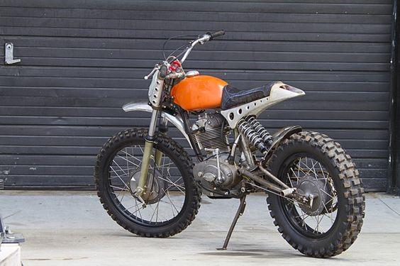 Bryan Fuller's Ducati Scramber